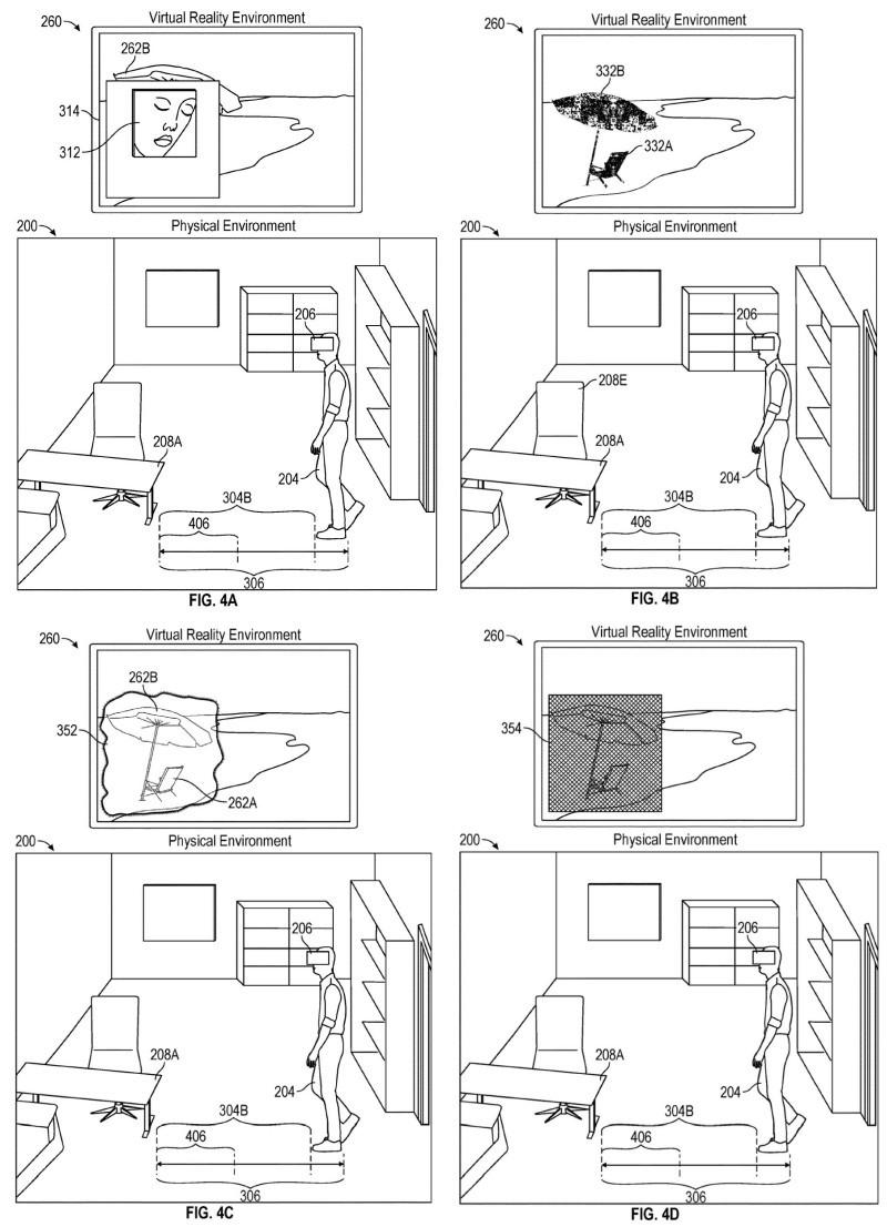映像変化のバリエーション(出典:USPTO)