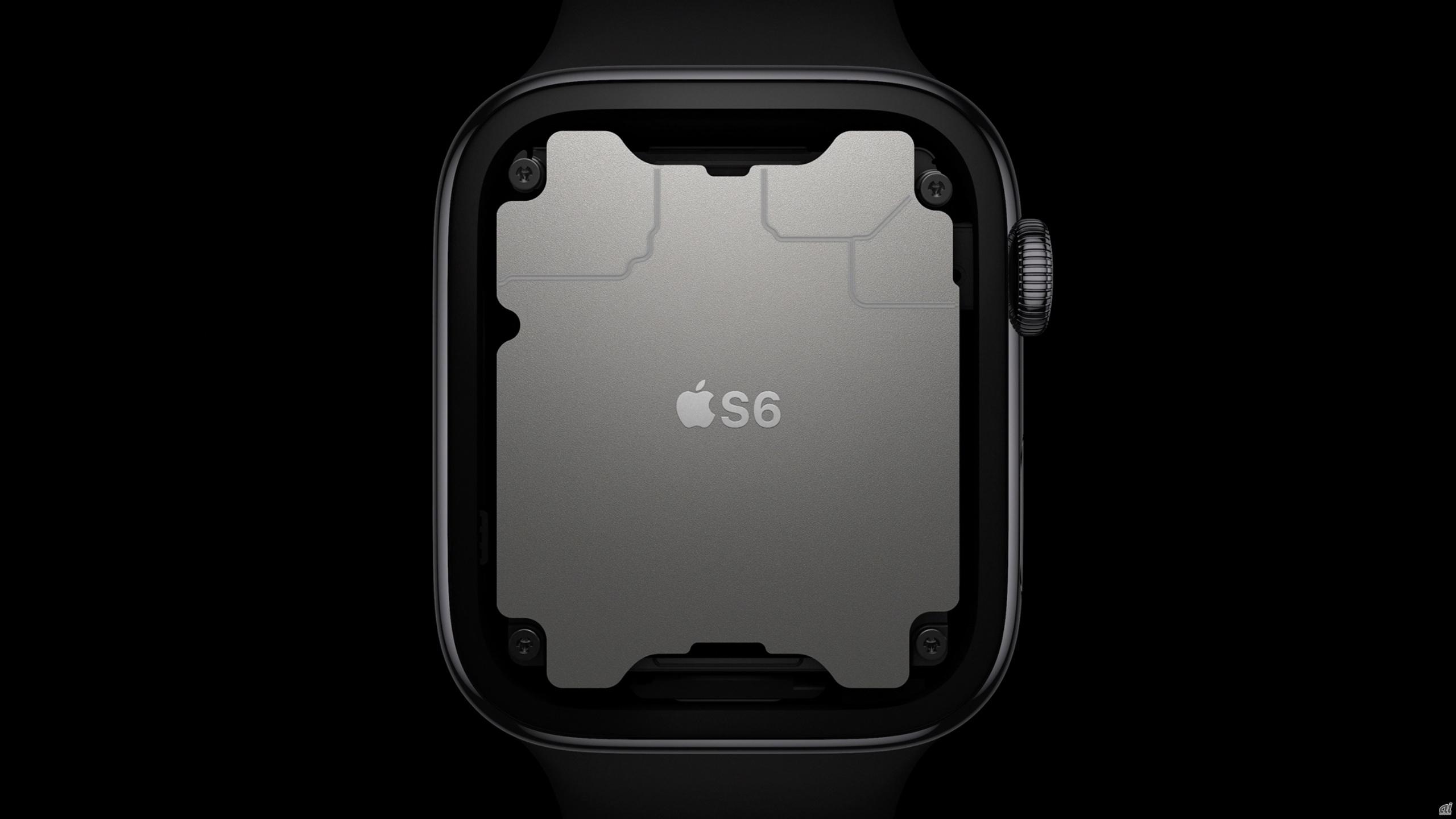 「S6」プロセッサを搭載
