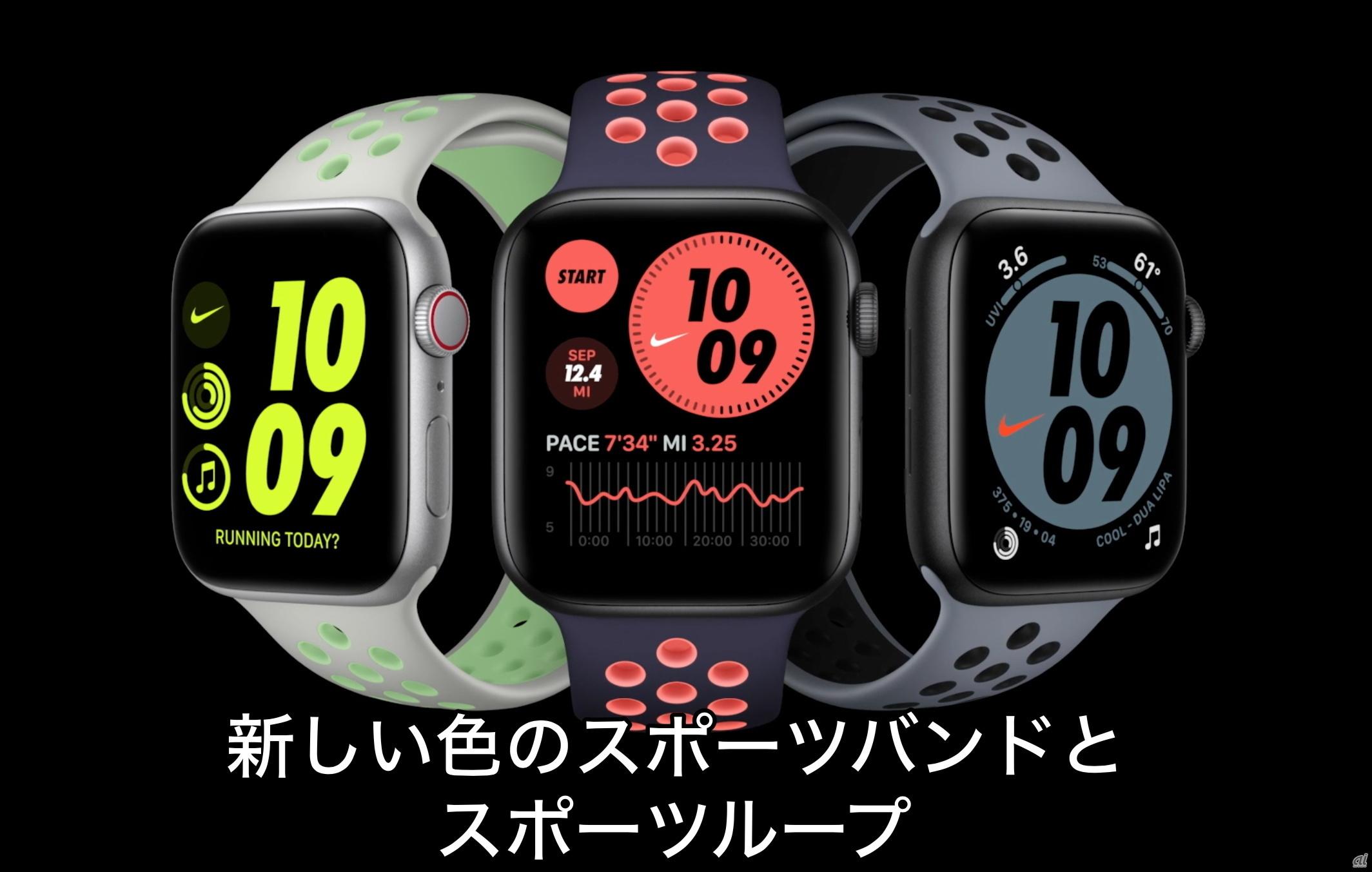 Apple Watch Nikeモデル