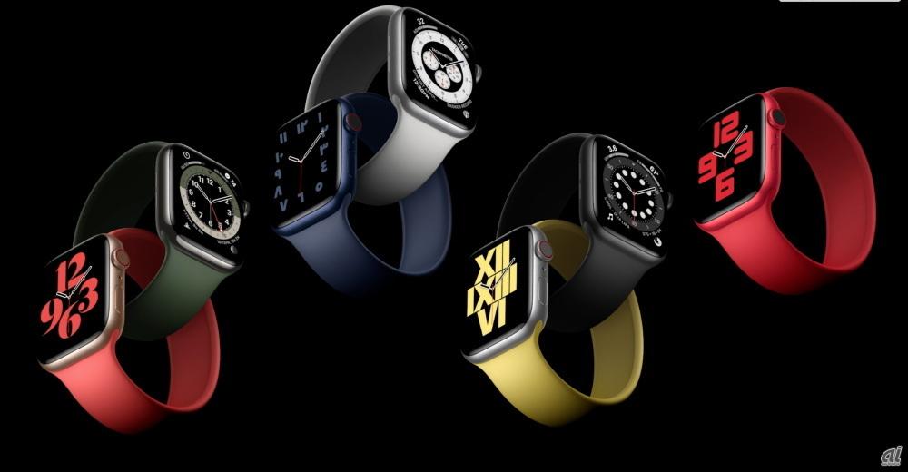 ワンピースのデザインの「Apple Watchソロループ」など新バンドが登場