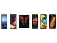 au、折りたたみスマホ「Galaxy Z Fold2」や「Xperia 5 II」など5Gスマホ6機種を発表
