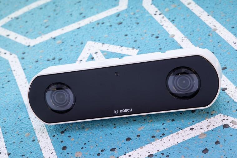 Camera-based system [Source: Bosch]
