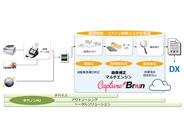 クラウドAI OCR「CaptureBrain」に新バージョン–機能強化とラインアップを拡充