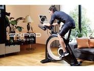 MTG、自宅でEMSトレーニングができる 「SIXPAD HOME GYM」–専用スーツで