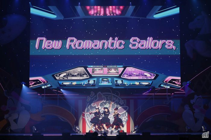 Guilty Kissの「New Romantic Sailors」