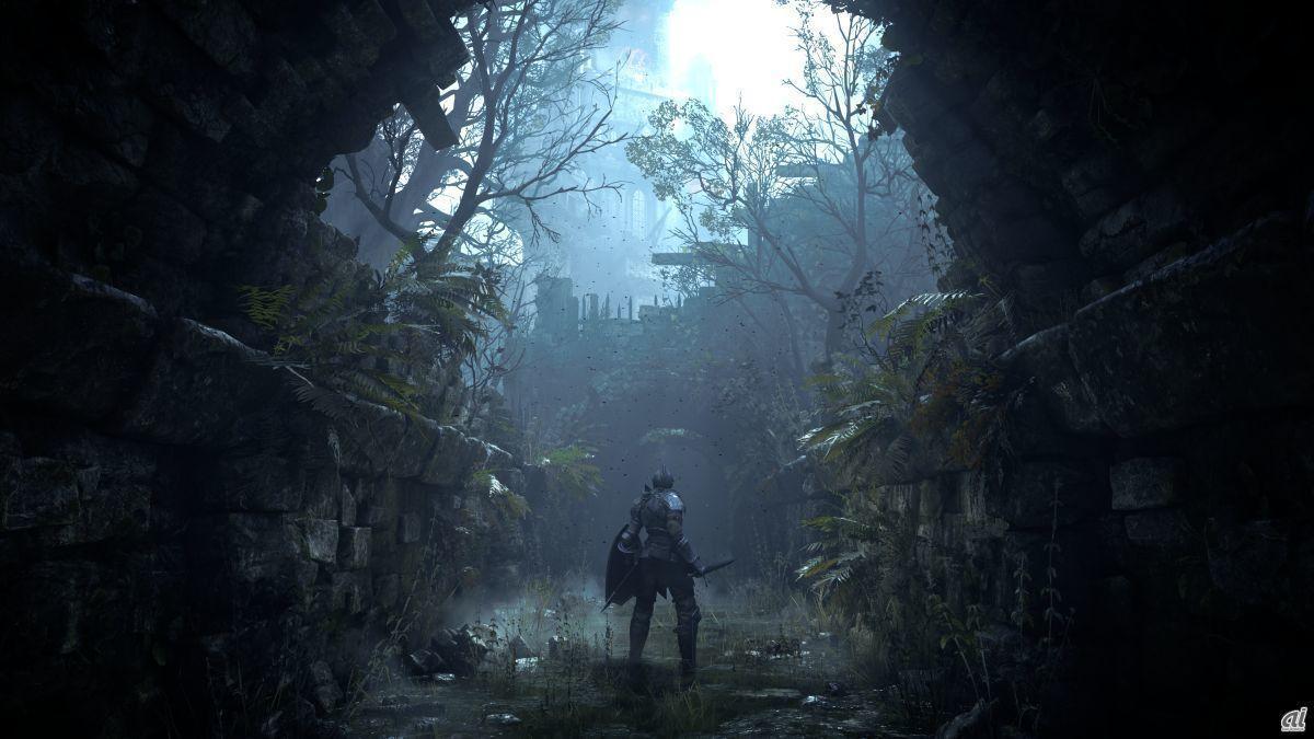 フルリメイクタイトルで、PS5のローンチタイトルにもなった「Demon's Souls」