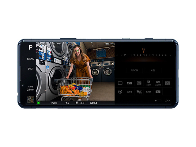 「Xperia 5 II」でPhotography Proを活用する