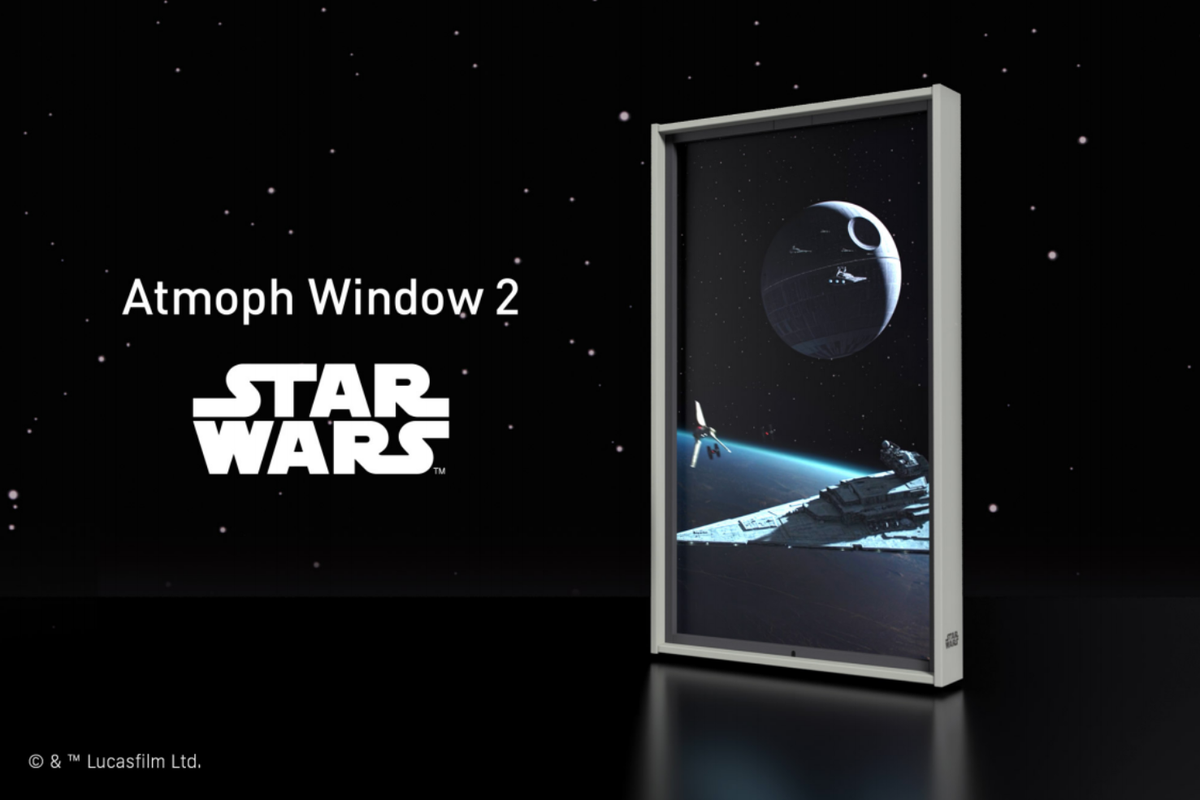 「Atmoph Window 2 | Star Wars」