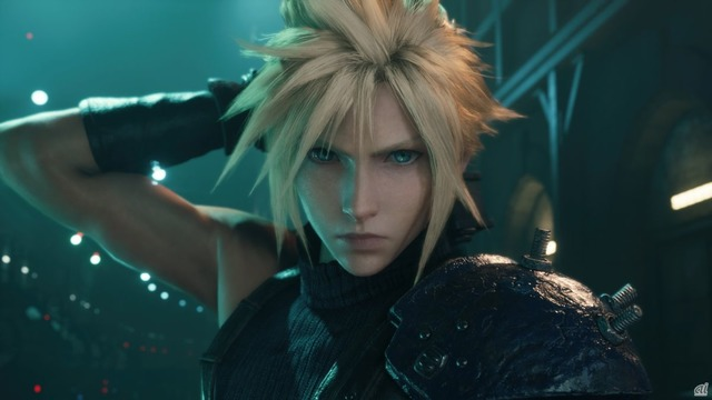 「FINAL FANTASY VII REMAKE INTERGRADE」PS5 Features Videoより