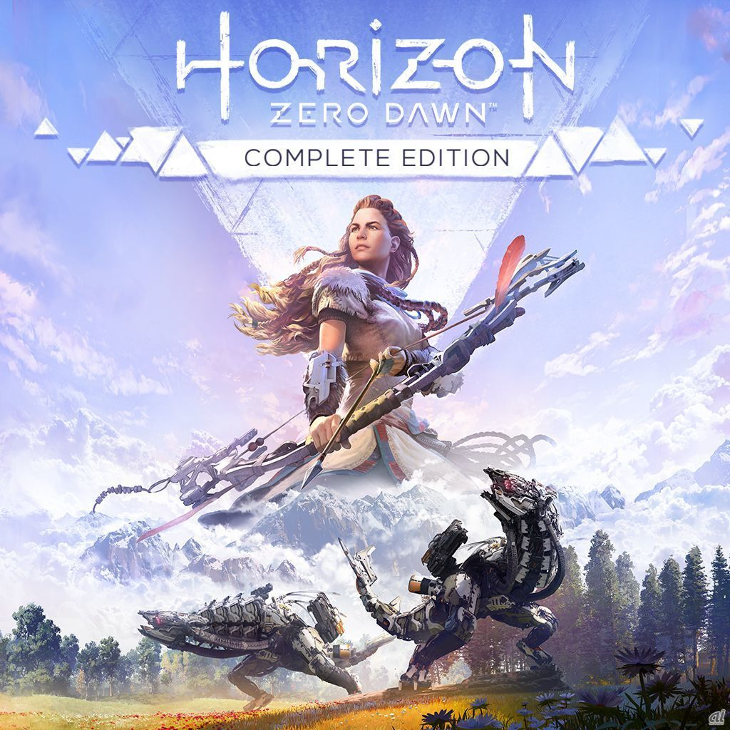 4月20日から配信予定の「Horizon Zero Dawn Complete Edition」