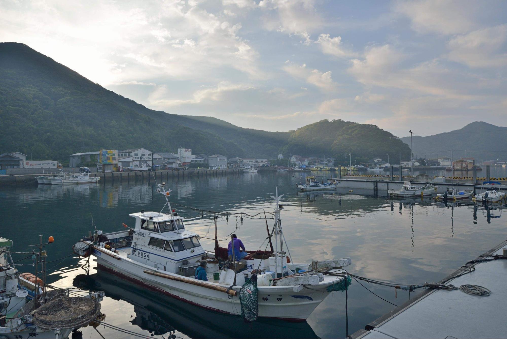 筆者がワーケーションを企画・運営している長崎県・五島列島。東京から遠く離れた場所でワーケーションをする「意味」を毎回追求している。(撮影:廣瀬健司)