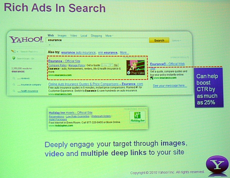 Rich Ads In Search