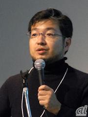 NTTドコモ スマートフォン事業推進室 アプリケーション企画 担当部長の山下哲也氏