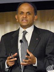 Adobe社長兼CEOのShantanu Narayen氏