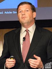 Adobeコーポレートデベロップメント担当上級副社長のPaul Weiskoph氏