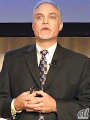 Adobeクリエイティブソリューション事業部門担当上級副社長兼ゼネラルマネージャーのJohn Loiacono氏