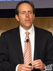 Adobeビジネスプロダクティビティ事業部担当上級副社長兼ゼネラルマネージャーのRob Tarkoff氏