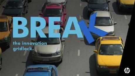 Break IT Innovation Gridlock