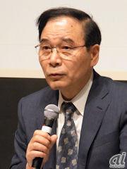 JASRAC理事長の加藤衛氏