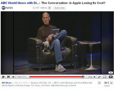Appleはクールではなくなりつつあるのか