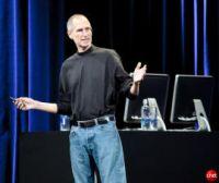 Apple最高経営責任者(CEO)Steve Jobs氏