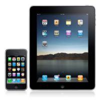 「iPad」は、スマートフォン、従来型タブレットPC、ノートPCの中間にあり、一部では「メディアタブレット」や「ウェブタブレット」などと定義されるグレーゾーンに位置している。