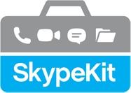 SkypeKitロゴ