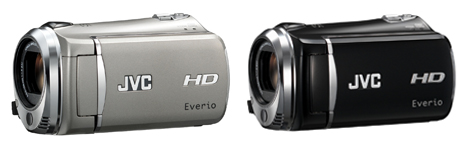 「Everio GZ-HM350」
