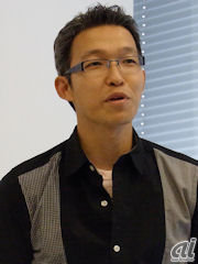 リクルート カスタマーアクションプラットフォーム室 室長の出木場久征氏