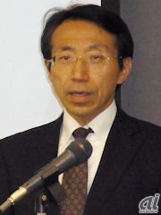 日本HP エンタープライズストレージ・サーバー・ネットワーク事業統括 インダストリースタンダードサーバー事業本部 事業本部長の林良介氏