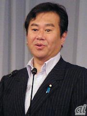 原口一博総務大臣