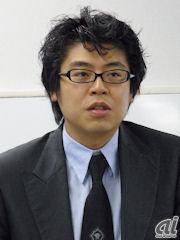 楽天グループマーケティング部部長の堀内公博氏