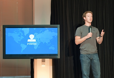 Mark Zuckerberg氏