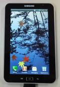 サムスンが発売予定のタブレット「Galaxy Tab」