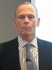 米Visaのeコマース兼本人認証担当グローバルヘッドのGerry Sweeney氏