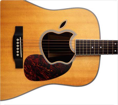 アコースティックギターとデジタル音楽プレーヤーとの関係は?その答えは、米国太平洋夏時間9月1日午前10時に明らかになる。