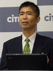 シトリックス・システムズ・ジャパン副社長の木村裕之氏