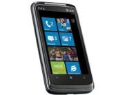 Windows Phone 7携帯を画像で紹介