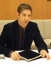 Adobe Systems XDカスタマーエンゲージメント ディレクターのJeremy Clark氏