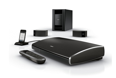 Lifestyle 235 home entertainment system