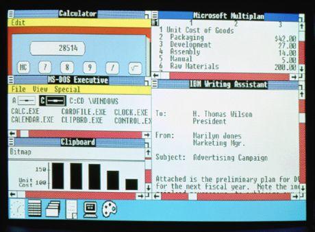 コンピュータ上で同時に複数の作業を処理するのは当然のことのように思えるが、当時はそうではなかった。