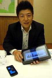 ステップワイズ代表取締役の長谷川誠氏