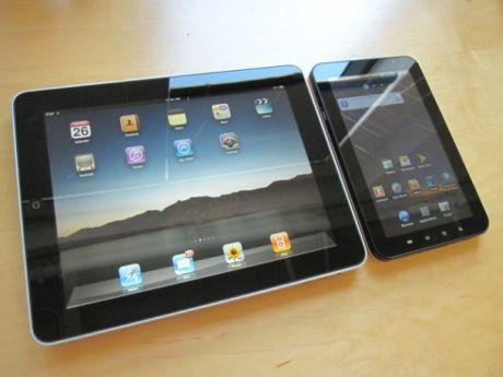 現時点で最良のタブレットの選択肢は、AppleのiPadとサムスンのGALAXY Tabだ。