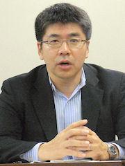 ケンコーコム代表取締役の後藤玄利氏