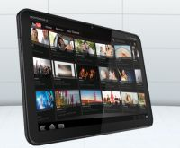 Motorola製タブレット「Xoom」