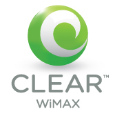 Clearwire-logo with clear