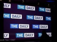 フォトレポート:iPad向け新聞「The Daily」創刊--記者会見の様子を紹介
