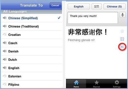 Google Translate