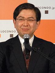 シンエイ取締役副社長の乙守俊秀氏