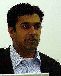 Shishir Mehrotra氏